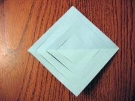 Украшения из бумаги по уроку