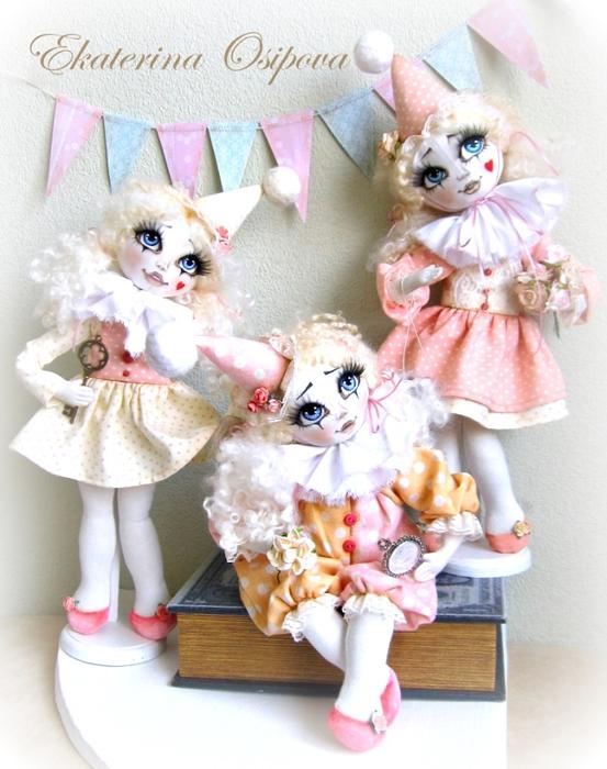 куклы Екатерины Осиповой (3) (553x700, 283Kb)