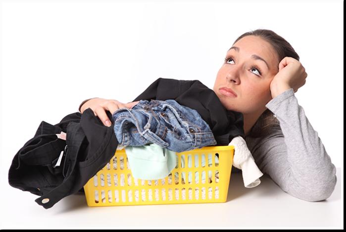 Выведение пятен с одежды: народные средства