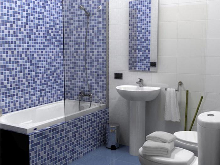 Какую плитку использовать в ванной