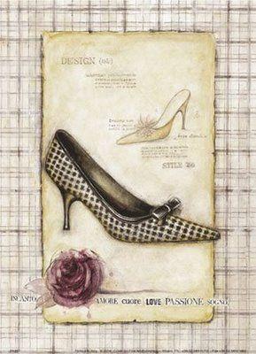 pied de poulet shoe (289x400, 28Kb)