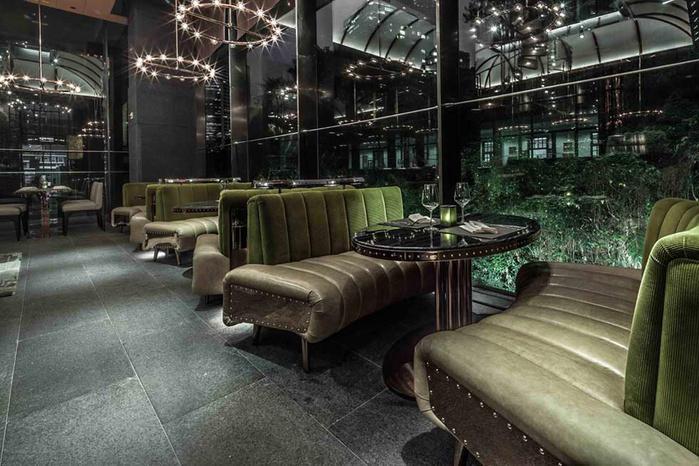 креативный дизайн интерьера ресторана фото 3 (700x466, 167Kb)