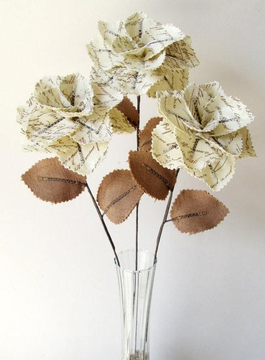Текстильные цветы и веточки на проволоке и декор вазы тканью (24) (516x700, 67Kb)