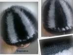 Вязание шапки из меха норки мастер классы 369