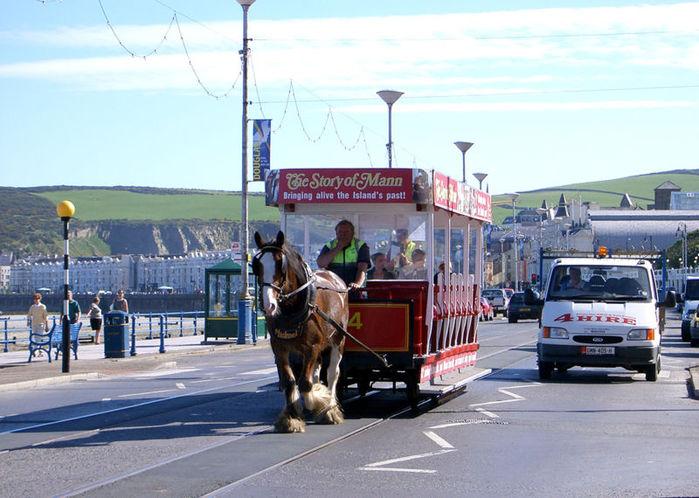 конный трамвай дугласа фото (700x498, 82Kb)