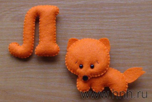 Фетровый алфавит с игрушками из фетра (24) (640x430, 86Kb)