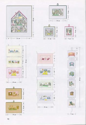 Вышивка. Кукольные домики с мебелью (10) (351x512, 51Kb)