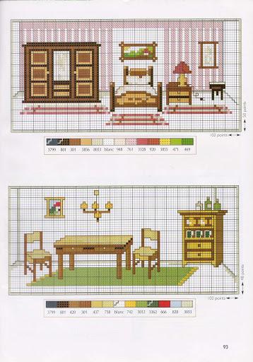 Вышивка. Кукольные домики с мебелью (12) (358x512, 86Kb)