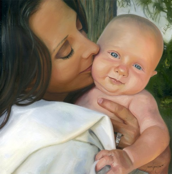 Mother and Child final esize (594x600, 64Kb)