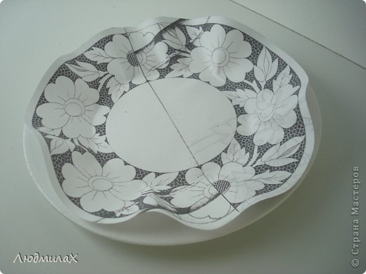 кружевные тарелочки. ришелье на тарелочках (10) (520x390, 32Kb)
