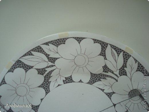 кружевные тарелочки. ришелье на тарелочках (14) (520x390, 29Kb)
