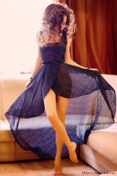 Шьем красивое легкое платье (403x604, 160Kb)
