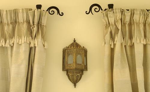 Фото красивых штор своими руками