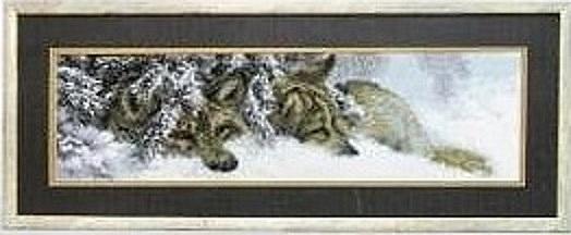 пара волков (524x216, 34Kb)