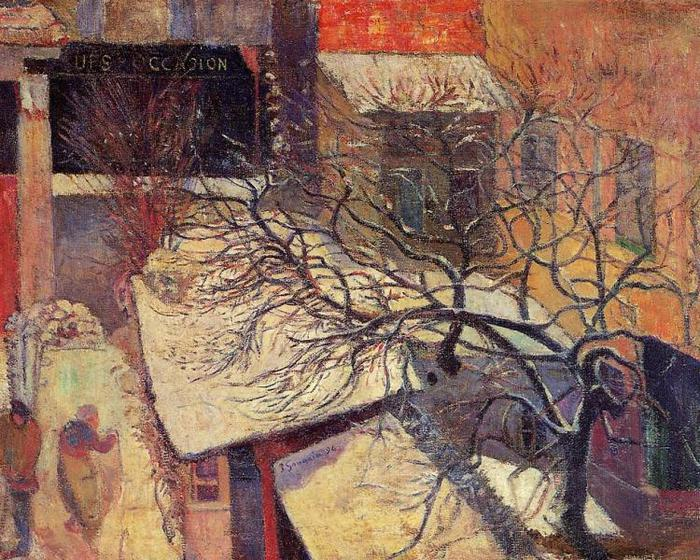 Париж в снегу, 1894 (700x560, 115Kb)