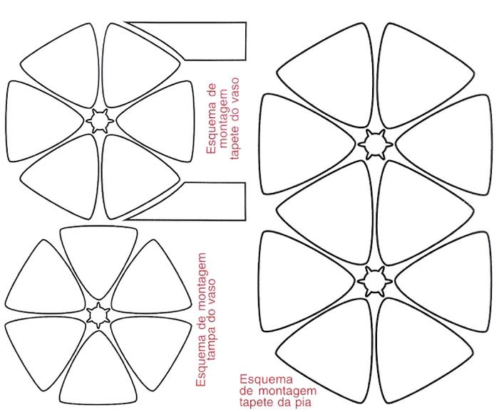 الكروشيه.  مجموعة من الحمام (6) (700x579، 232Kb)