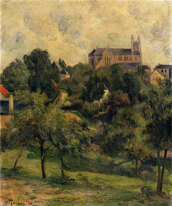 Нотр Дам де Аньес, 1884 (583x700, 86Kb)
