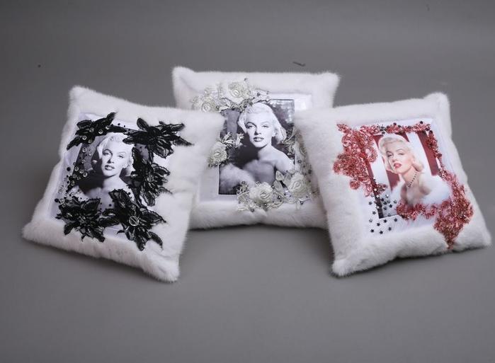 Как можно сделать подушку с фотографией 469