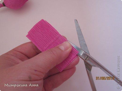 бутоны роз из гофрированной бумаги. мастер-класс (12) (520x390, 22Kb)