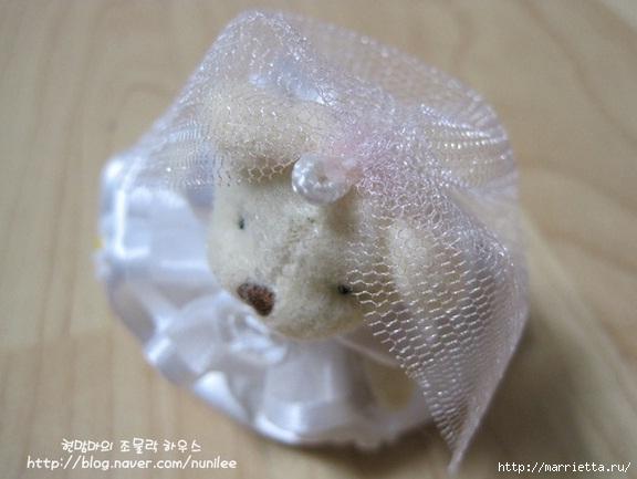 Свадебный наряд для маленького медвежонка. Мастер-класс (21) (576x433, 117Kb)