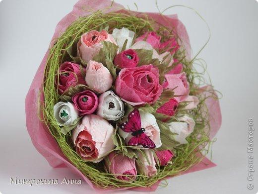 букет роз из гофрированной бумаги (3) (520x390, 44Kb)