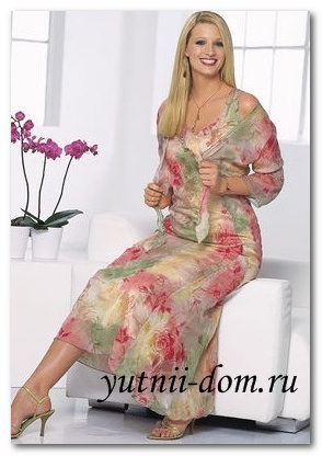 Сшить платье для лета для женщины 198