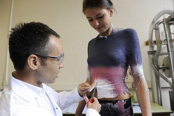 Фабрикан - жидкая одежда из балончика. Обсуждение на LiveInternet - Российский Сервис Онлайн-Дневников