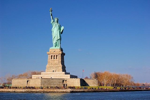 Статуя свободы ( Statue of