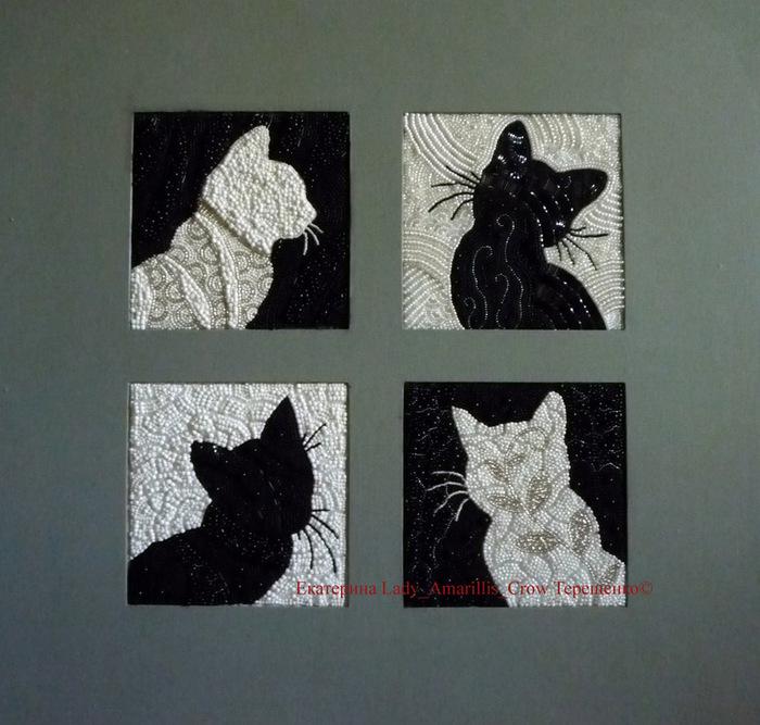 кошки 2 (700x667, 140Kb)
