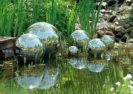 Декоративные шары из цемента для сада. Идеи и мастер-класс (29) (267x189, 15Kb)
