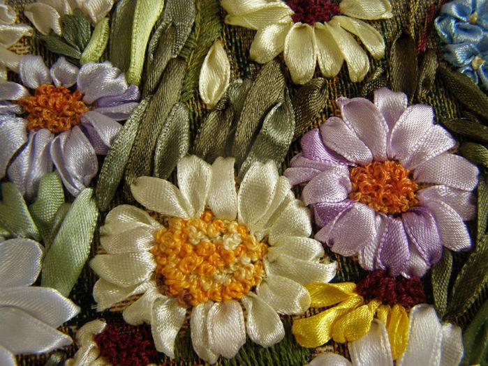 Розы на картинах для вышивки