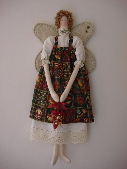 лоскутные куклы ручной работы 5 (525x700, 195Kb)