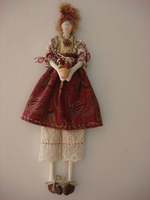 лоскутные куклы ручной работы 7 (525x700, 184Kb)