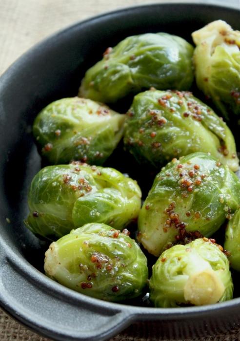 вкусные рецепты из брюссельской капусты