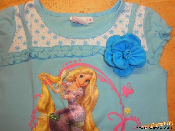 Мастер-класс по созданию цветочков из ткани для украшения детской одежды (20) (600x450, 123Kb)