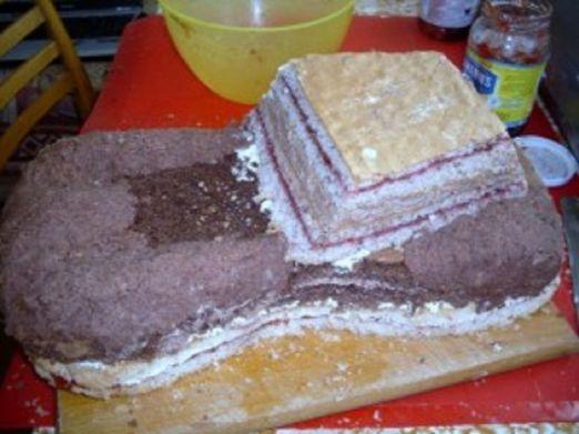 3D торты для мальчика. Автомобили (13) (522x391, 36Kb)