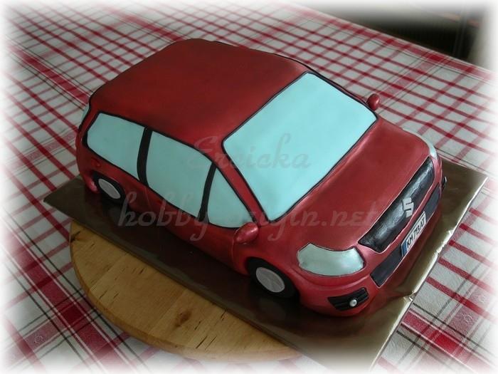 3D торты для мальчика. Автомобили (36) (700x525, 212Kb)