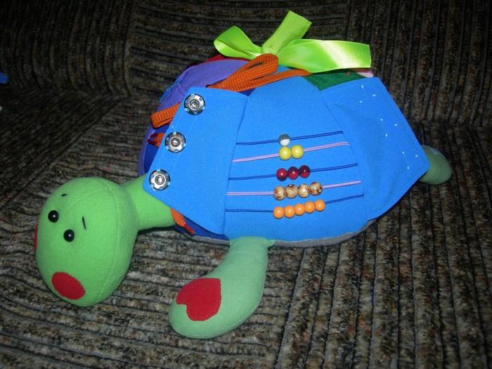 Мастер-класс по изготовлению развивающей игрушки Черепахи Радуги Мир глазами мамы