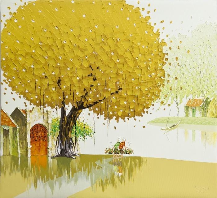 Phan-Thu-Trang.-Flower-field.-Coming-home-80-x-85-cm (700x640, 200Kb)