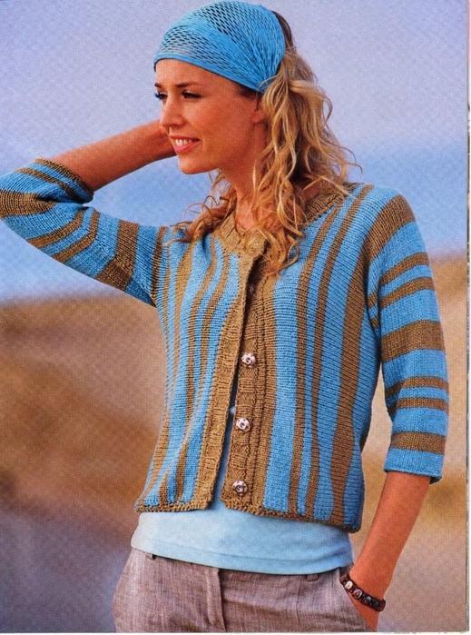 Как выбрать летний свитер? Холодный расчёт на жаркие дни!