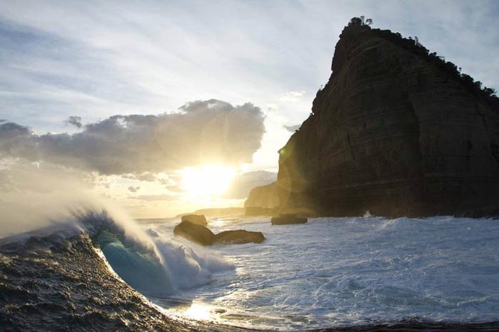 красивые волны фото 3 (700x466, 85Kb)