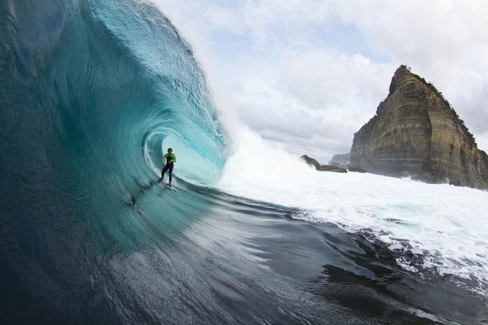 красивые волны фото 9 (700x466, 93Kb)