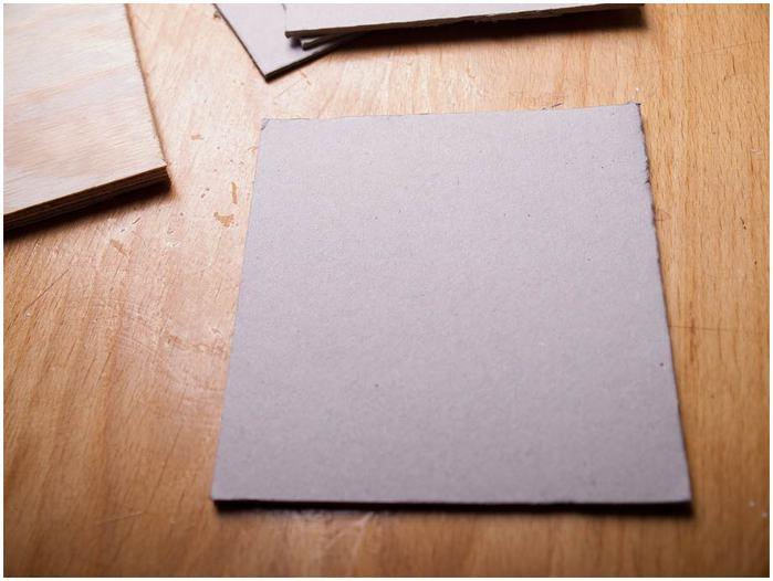 Винтажная кофемолка из картона. Мастер-класс. Супер! (13) (700x526, 41Kb)