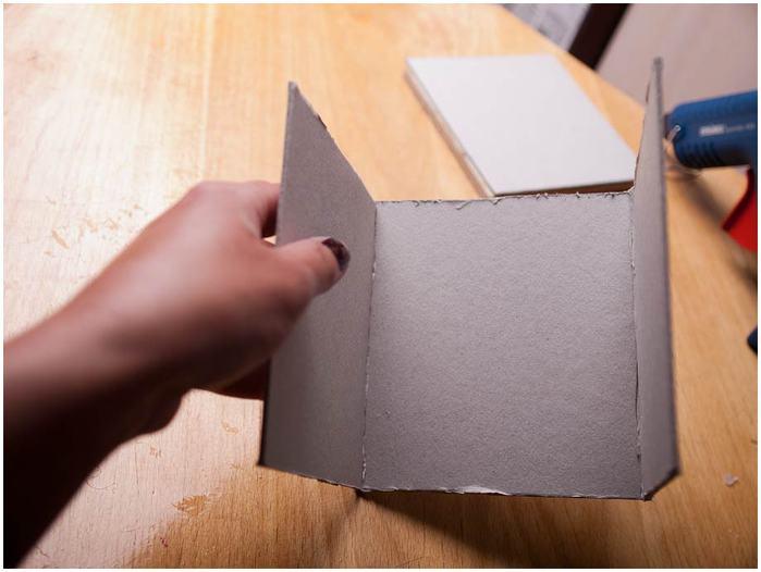 Винтажная кофемолка из картона. Мастер-класс. Супер! (14) (700x526, 37Kb)