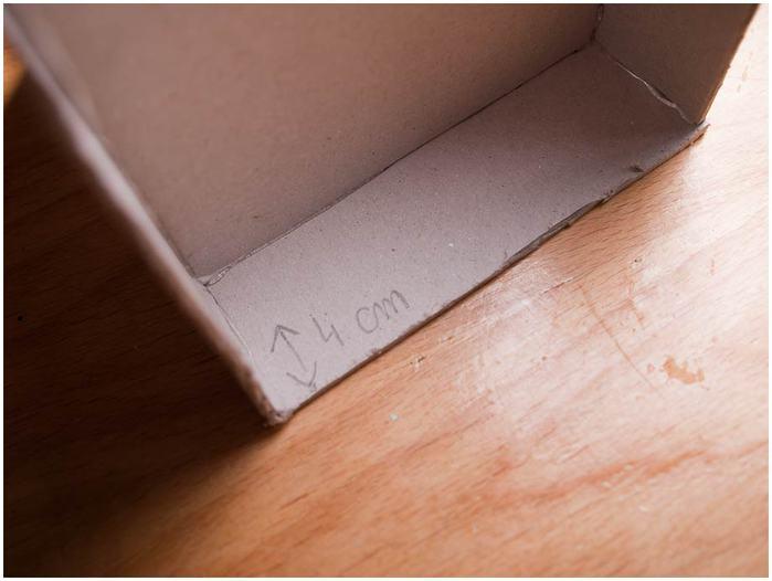 Винтажная кофемолка из картона. Мастер-класс. Супер! (16) (700x526, 34Kb)