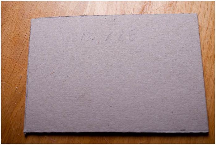 Винтажная кофемолка из картона. Мастер-класс. Супер! (22) (700x469, 47Kb)