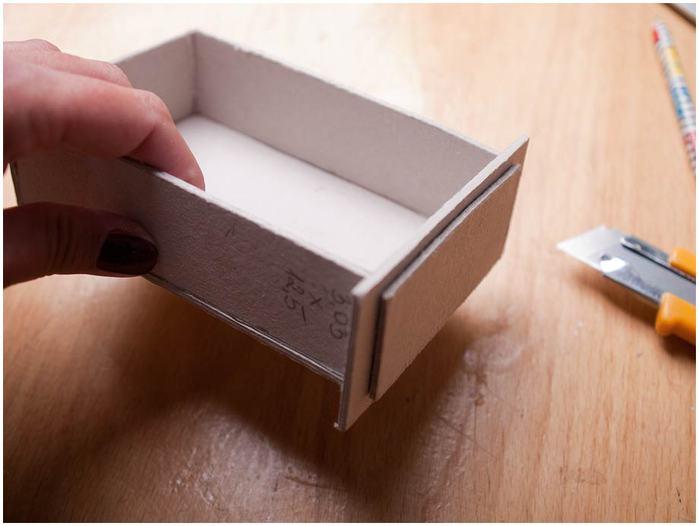 Винтажная кофемолка из картона. Мастер-класс. Супер! (27) (700x526, 33Kb)