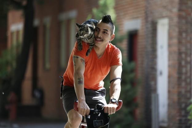 руди салдиа и его кошка мери джейн (625x417, 45Kb)