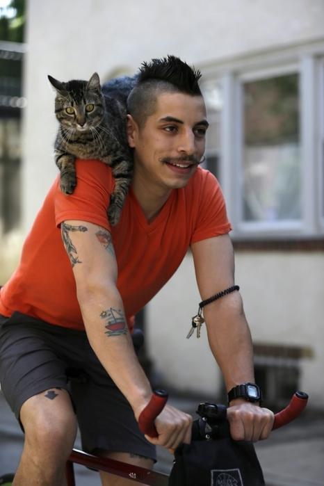 руди салдиа и его кошка мери джейн 2 (466x700, 158Kb)