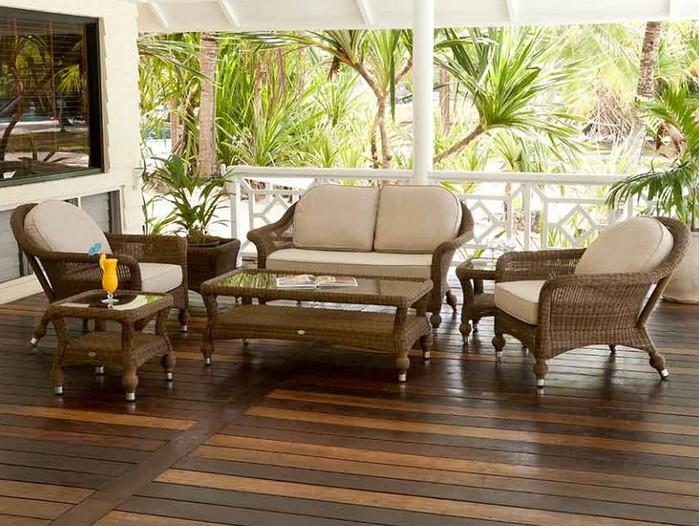 Плетеное кресло и другая мебель для сада 3 (700x526, 122Kb)